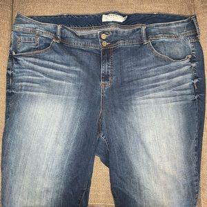 EUC Torrid Jeans Size 28.